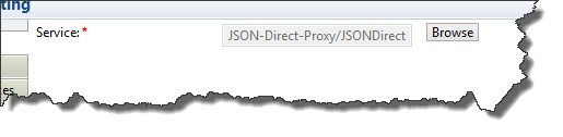 JSONP-Routing